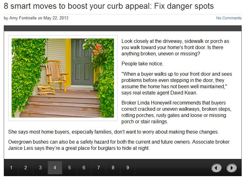 Interest.com 8 smart moves to boost your curb appeal