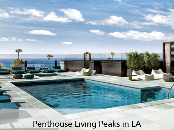 Los Angeles Confidential article on penthouse living in LA